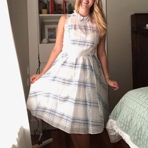 Anthropologie Picnic Dress